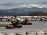 vuelta en circuito con vistas a la sierra catalana