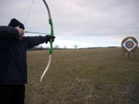 Initiation to archery in Huesca