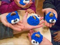 Hacemos un monstruo de las galletas