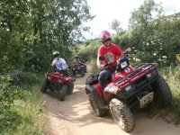 Excursion en ATV