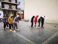 Pruebas de ski para grupos