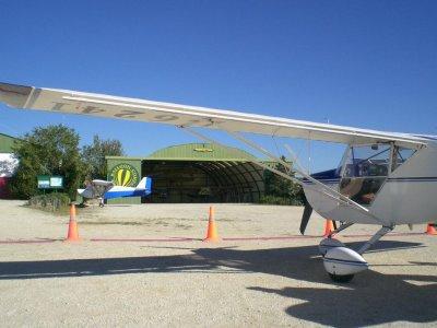 Escuela de Pilotos Villanueva del Pardillo Vuelo en Avioneta