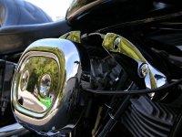 摩托车内饰