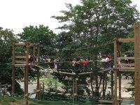 Multi-adventure camps