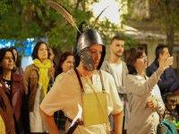 Visitas teatralizadas con personajes historicos