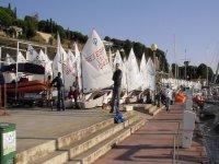 奥帆赛船学校冰雪运动