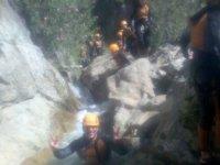峡谷溪降溪降集团
