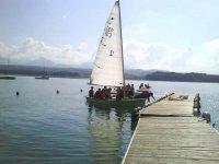 Embarcación escuela