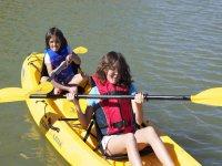 Kayak doble o individual