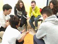 Revisando conceptos en clase