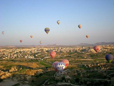 Aventuring Turismo Activo Paseo en Globo