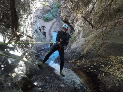 Canyoning in Gran Canaria + Photos Reportage