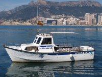 Boat at the sea