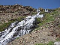 内华达山脉与融水