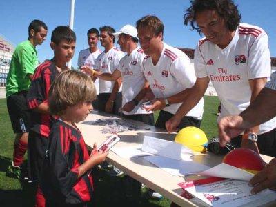 Milán Junior Camp Huelva