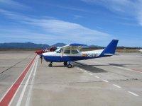 Ultralight type aircraft