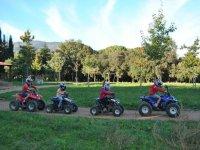 Quads infantiles en Sant Celoni