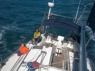 Alquiler de veleros Argosailing Paseos en Barco