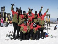 Team for snow sports