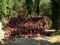 Campamentos para jovenes