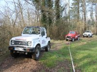 Tour with the 4x4
