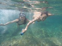 Snorkel desde kayak