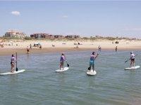 Paddle surf en Ayamonte