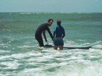 Lecciones en el mar