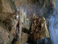 大家族团体参观洞穴德Cerdanya的-999  - 徒步旅行