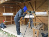 Avesp Avistamiento con Telescopio