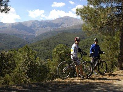 Telemark Sierra Nevada BTT