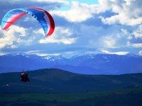 Voli con la Sierra Nevada