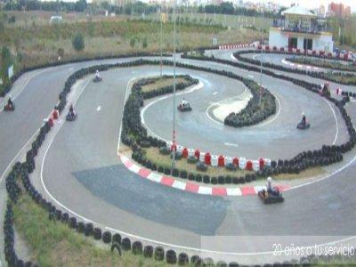 Karting Roses