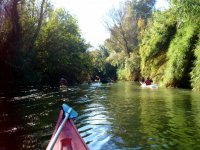 In canoa per Benifallet