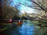 Lo Pas de LAse by canoe