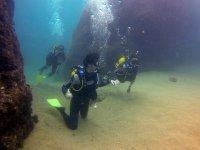 Become a diver