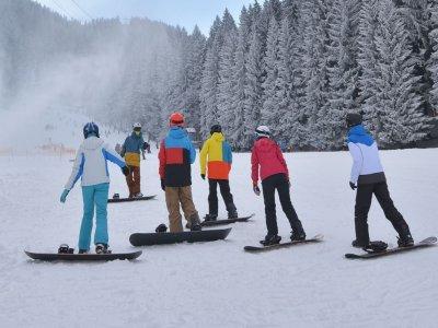 Madrid Backcountry Snowboard