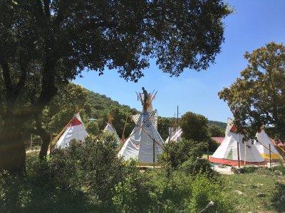 Zafarrancho Ecoaventuras Campamentos Multiaventura