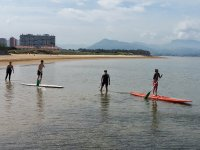 Momenti per il paddle surf