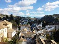 Las vistas de la Granada antigua