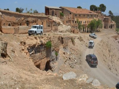 Cuevas del Tío Tobas Rutas 4x4