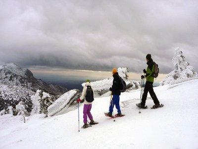 Aventura Norte Raquetas de Nieve