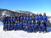 师资队伍的整个团队skiclass