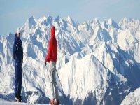 类雪板滑雪课程儿童组