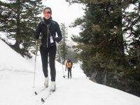 Escuela de esqui de fondo en Baquiera-Beret