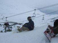 Escuela de snowboard en Baquiera-Beret