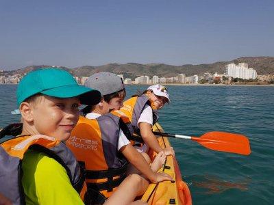 Club Cullera Garbí Kayaks