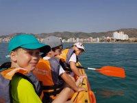 Peques海湾乘坐皮艇皮艇路线