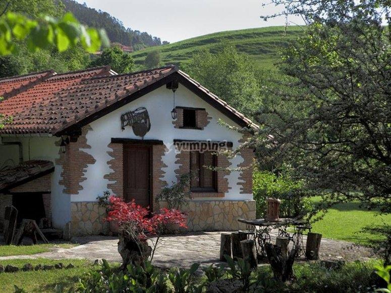Casa per l'avventura tematica a Llanes