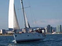 2级船帆船